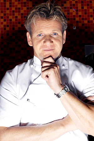 Gordon Ramsay Launches Maze in Australia