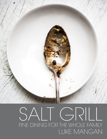 Luke Mangan: New Book Salt Grill