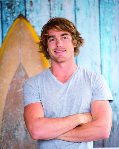 Hayden Quinn - On Cooking, George Calombaris and Dish It Up