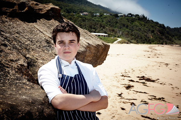 Dylan Carter's 'A Culinary Tribute'