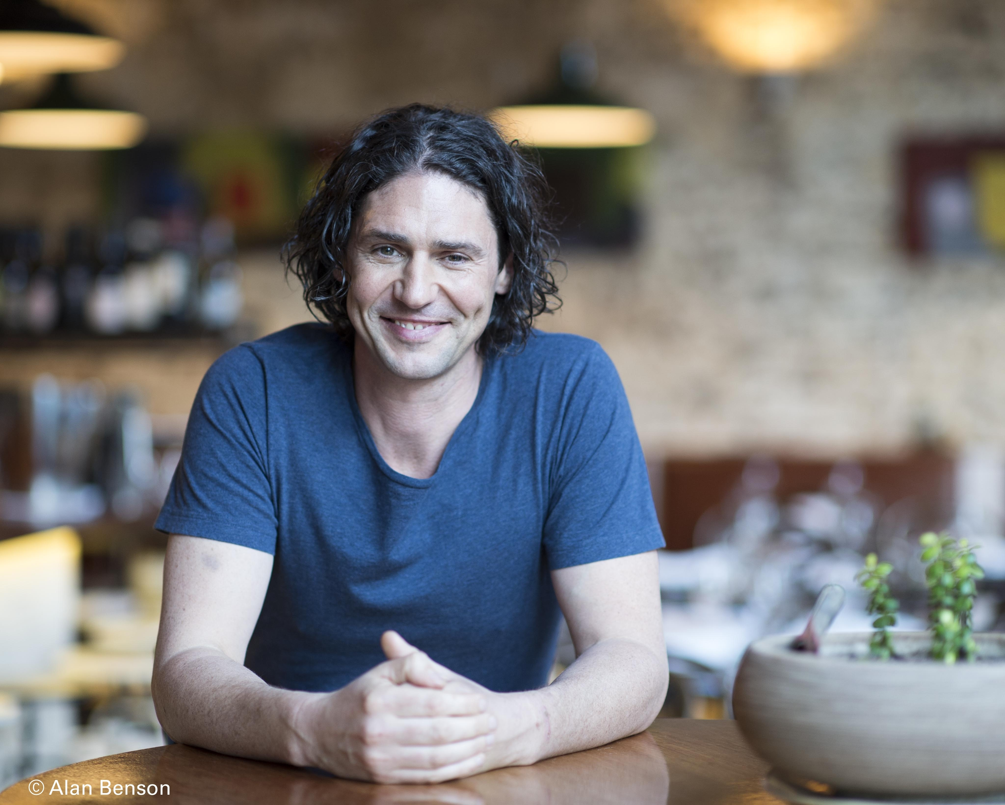 Colin Fassnidge: Four Kitchens