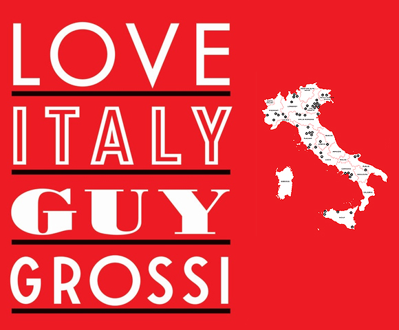 Book Review; 'Love Italy' by Guy Grossi