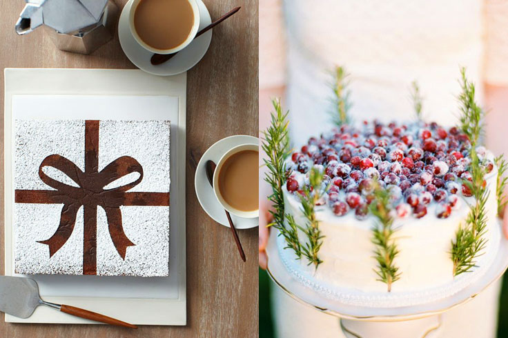 The 12 Cakes of Christmas (in July)