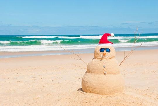 Christmas In July: Australian Origins