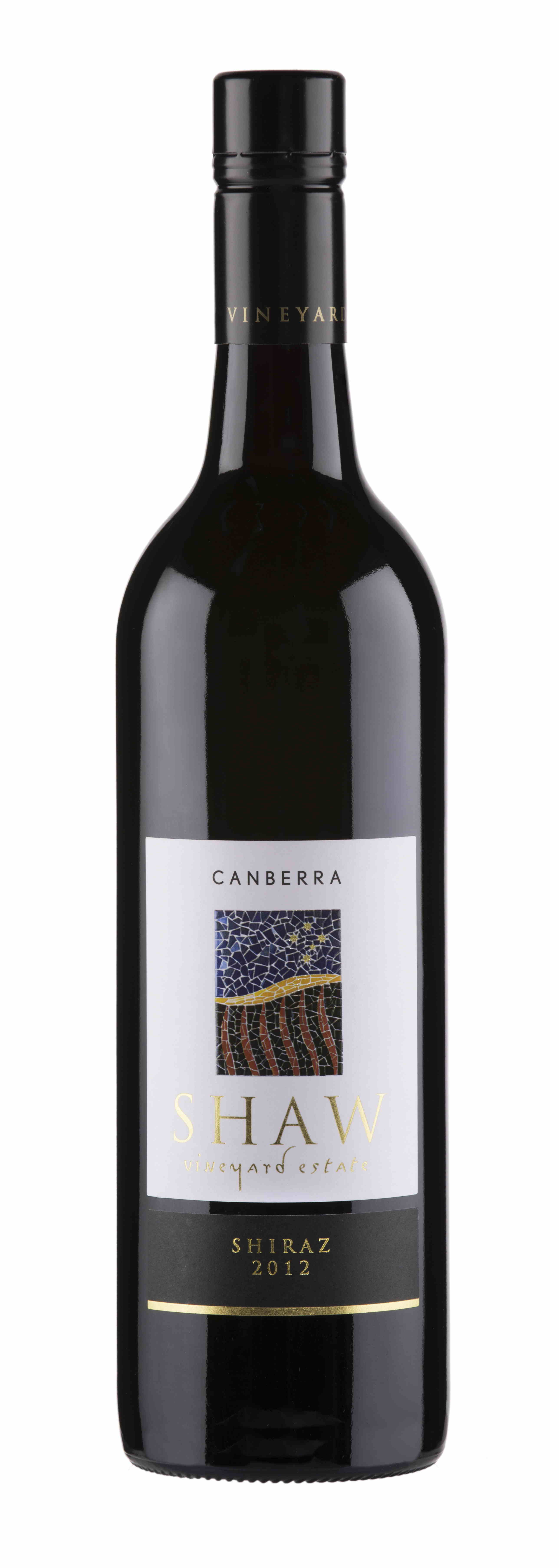 A Capital Shiraz from Canberra