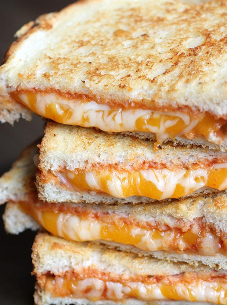 The Humble Cheese Toastie