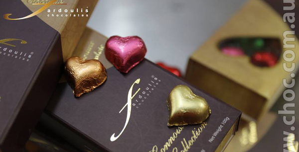 Product Review: Fardoulis Chocolates
