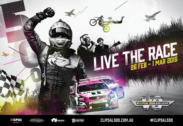 News: Clipsal 500 Race Begins