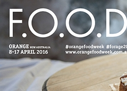 Orange F.O.O.D Week