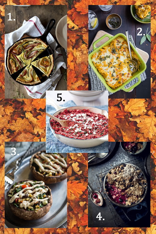 Your go to guide to Autumn Fare