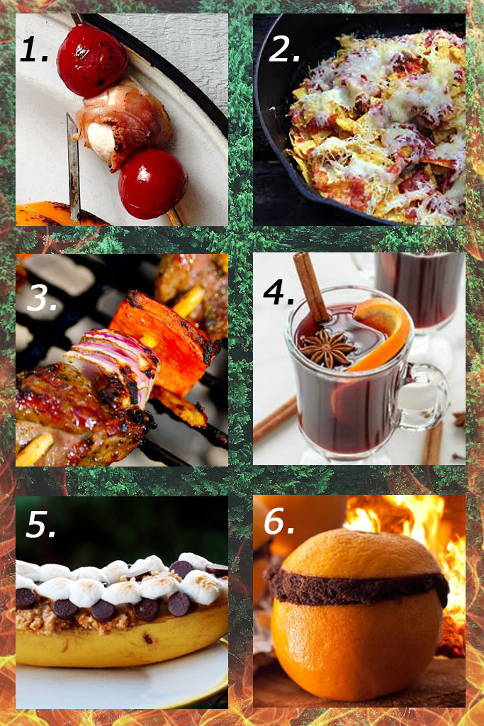 Our 6 Favourite Bonfire Recipes