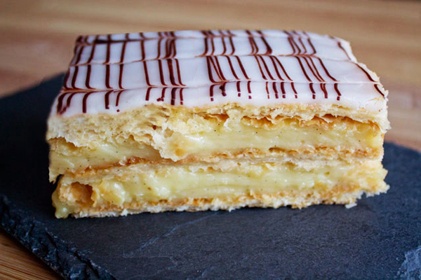 The Mille-Feuille Slice Challenge