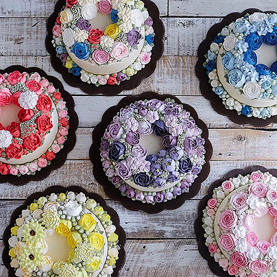 Eight Awesome Instagram Bakers!