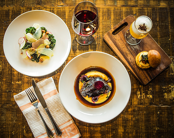Broaden your horizons: Visa Wellington on a Plate