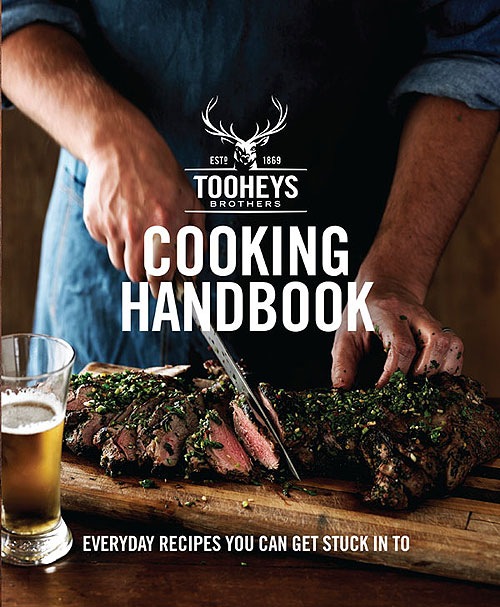 Book Review: Tooheys Cooking Handbook