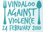 'Vindaloo Against Violence Day' February 24th