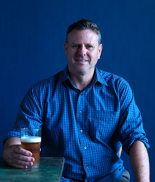 Interview: Ross Dobson on Food + Beer