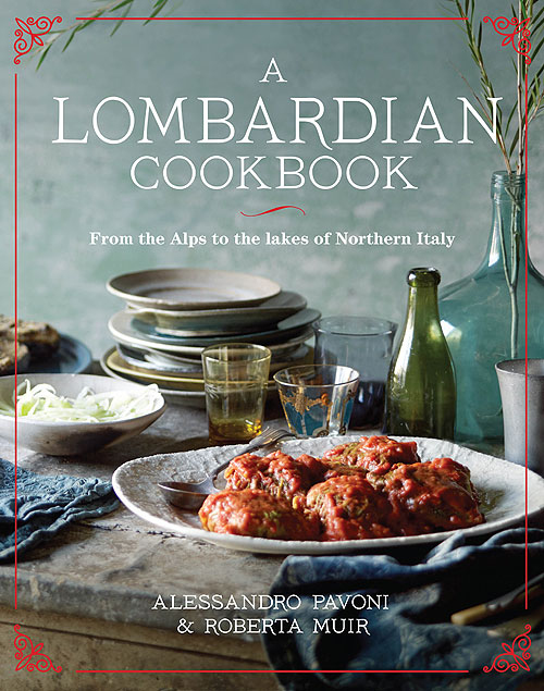 Book Review: A Lombardian Cookbook