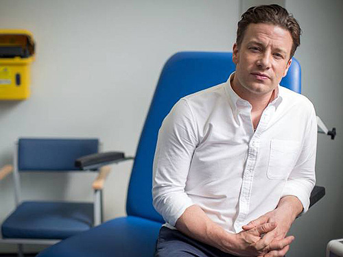 Jamie Oliver Says 'Ditch the Sugar'