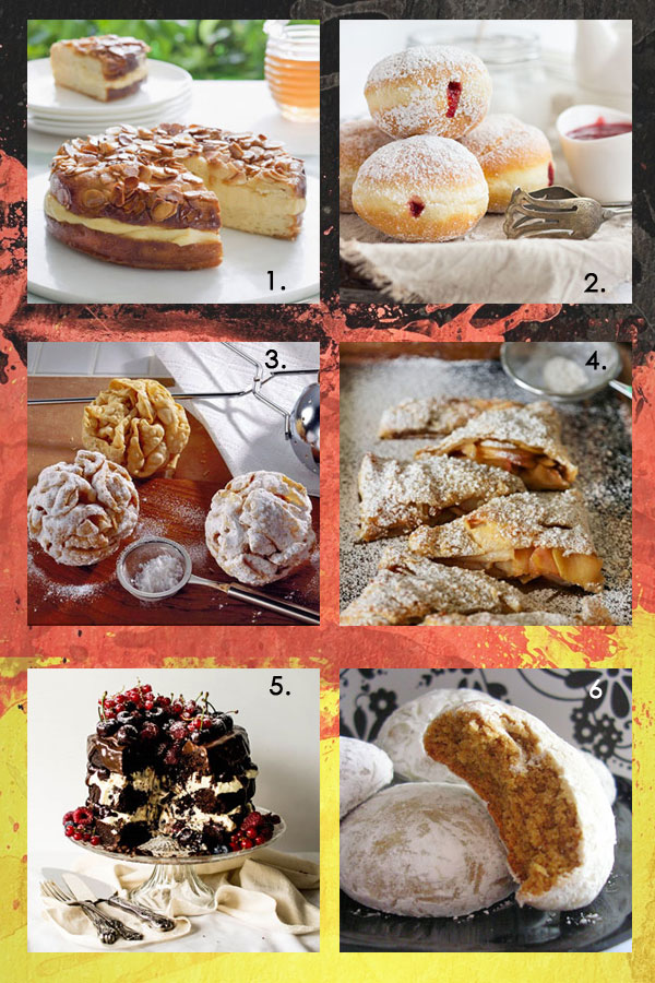 Our Six Favourite German Desserts!
