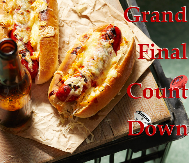 Grand Final Countdown