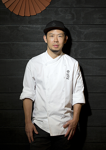Chef Chase Kojima excites at new venue Kiyomi