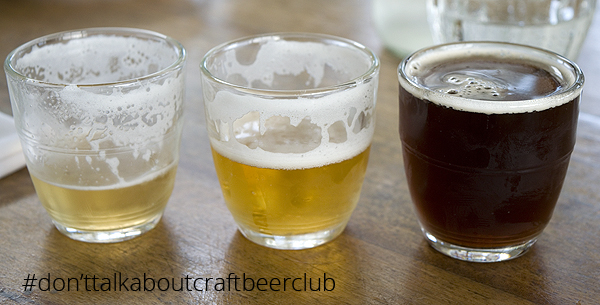 Rule One: Don't Talk About Craft Beer Club