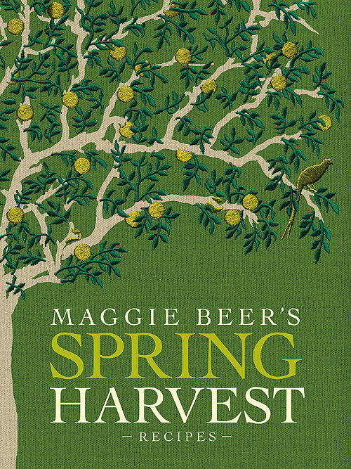 Book Review: Maggie Beer's Spring Harvest