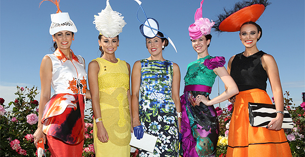 Melbourne Cup 2015; Fashions on the Field