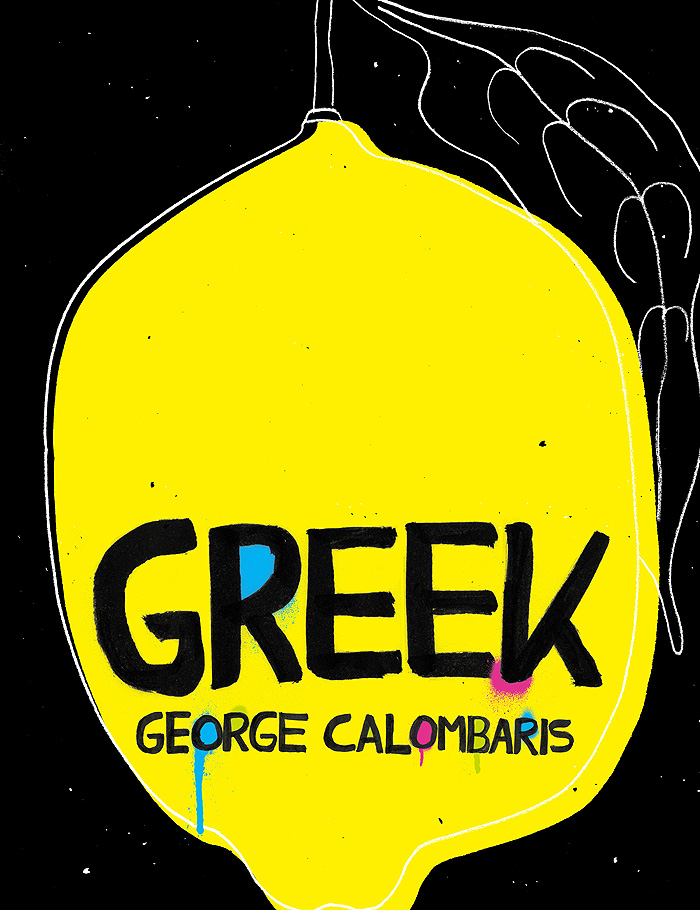 Book Review: Greek by George Calombaris