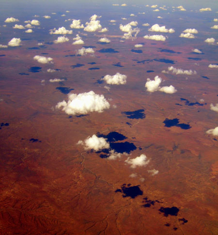 Scenic Flights in the Northern Territory