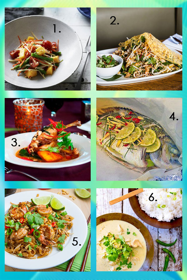 Classic Thai Dishes You Know and Love