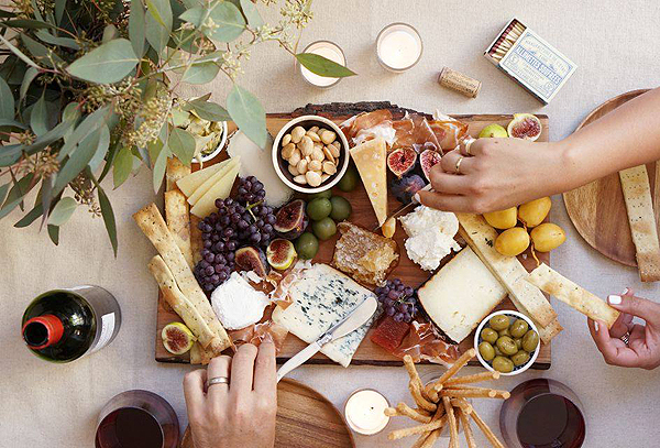 Christmas Inspiration for Foodie Friends