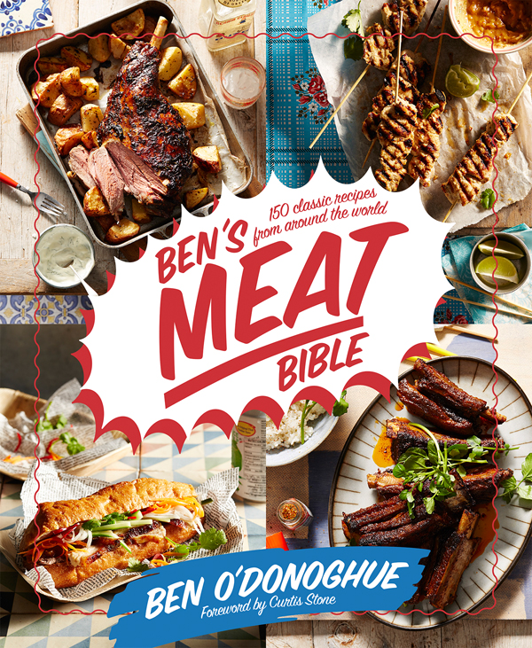 Book Review: Ben's Meat Bible by Ben O'Donoghue