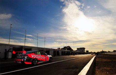 V8 Racing in Australia