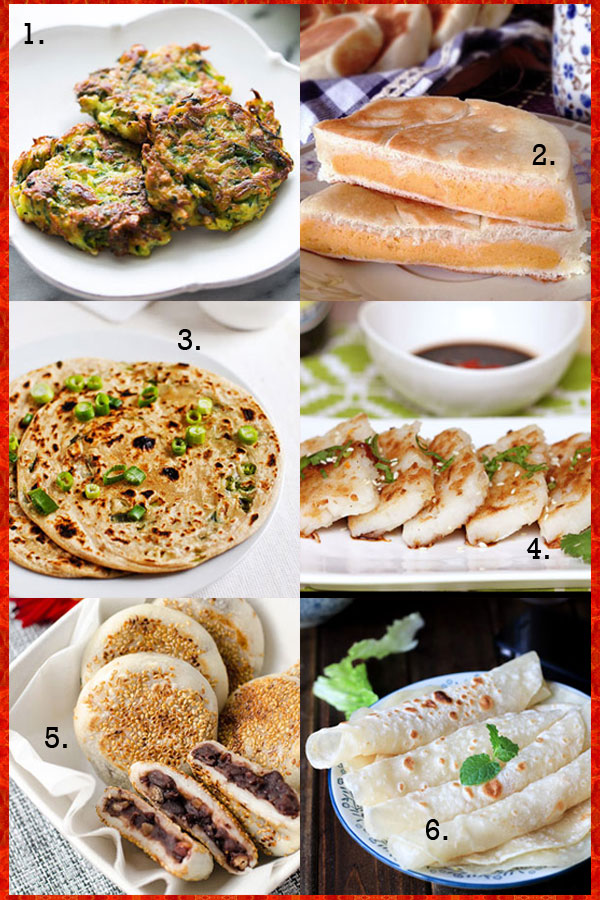 Scrumptious Chinese Pancakes