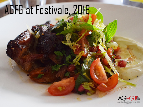 AGFG at Festivale 2016