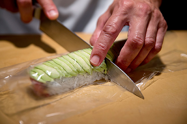 Sushi Masterclass with Adam Lane - Kiyomi