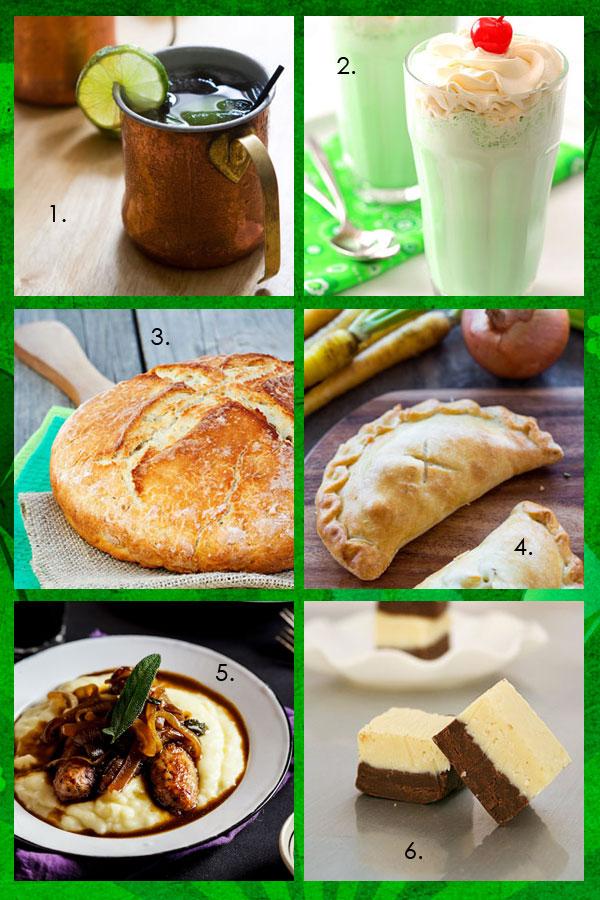 Celebrate like the Irish!
