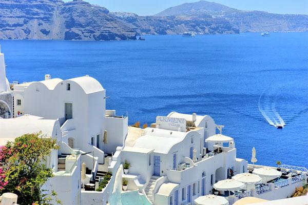 Escape to Greece