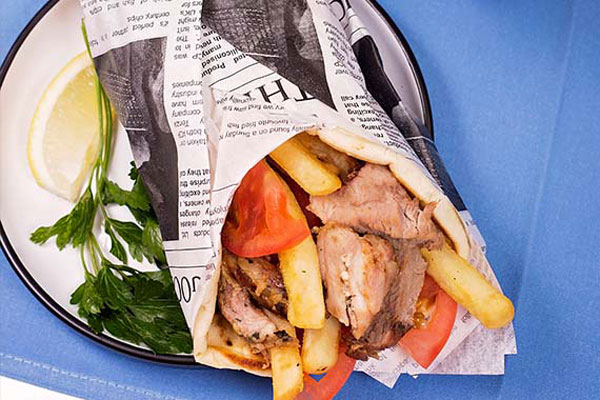 Get us to the Greek Restaurants!
