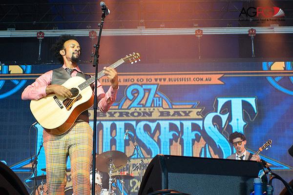 AGFG Swingin' at Bluesfest 2016