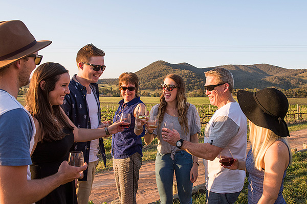 Delve into the inaugural Mudgee Food and Drink Trail