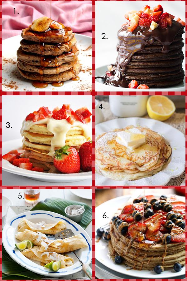 Creative Pancakes