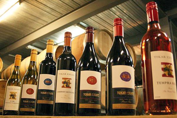 Take Mum on a Wine Tasting Trail