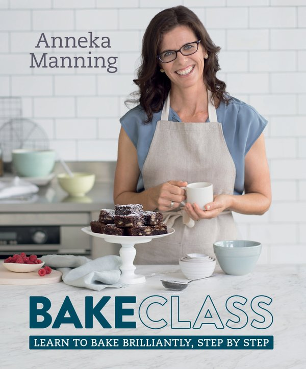 Learn to bake for Mum with BakeClass by Anneka Manning