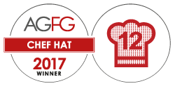 Walter's Lounge AGFG Chef Hat 2017