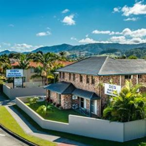 Park Beach Resort Motel.
