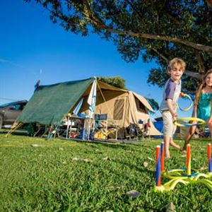 Hawk's Nest Beach Holiday Park