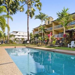 The York Beachfront Holiday Apartments